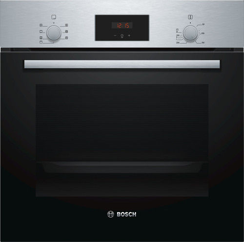 BOSCH 60CM STAINLESS STEEL OVEN - SERIES 2 - HBF133BS0A