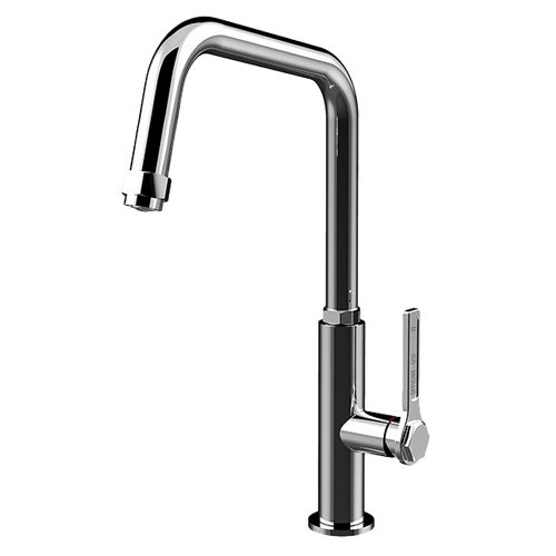 ABEY GESSI OFFICINE CONCEALED CHROME TAP - 60051