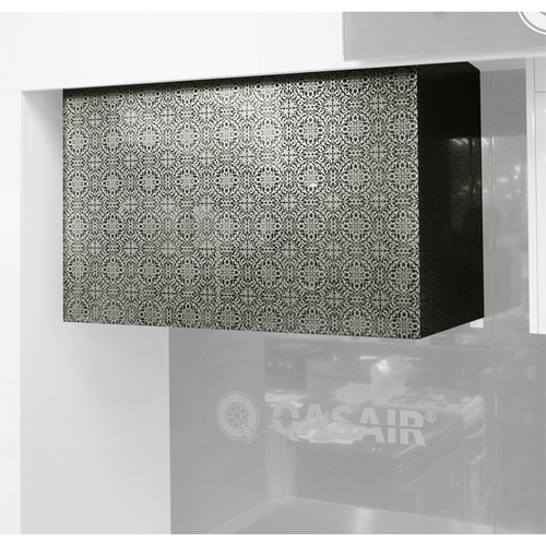 QASAIR LAMONT WALL MOUNED CANOPY - 900m3/1800m3 Nett - SAPPHIRE RANGE - LAM900/1000/1200