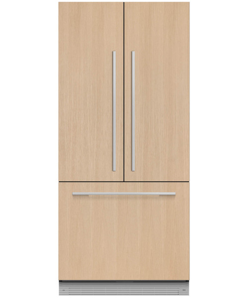 FISHER & PAYKEL 800mm INTEGRATED FRENCH DOOR BUILT-IN REFRIGERATION - RS80A1