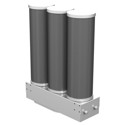 AIR PURIFICATION BOX WITH 3 ACTIVATED CHARCOAL FILTERS - ULB3