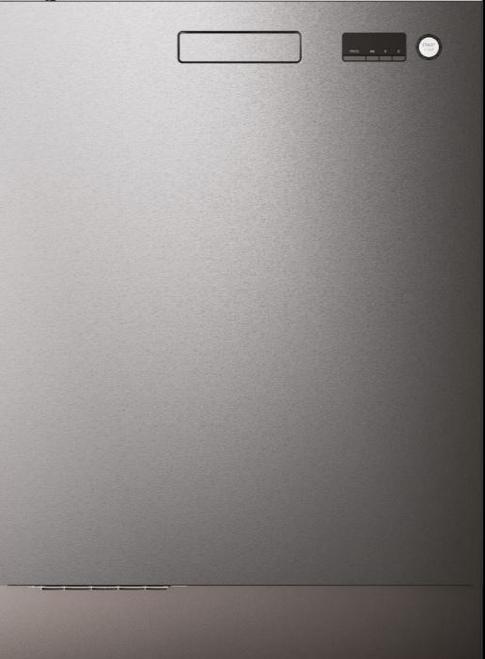 ASKO STAINLESS STEEL BUILT IN DISHWASHER - DBI253IB.S.AU