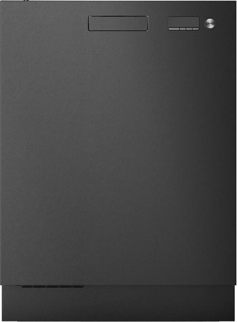 ASKO BLACK STEEL BUILT IN DISHWASHER - DBI253IB.BS.AU