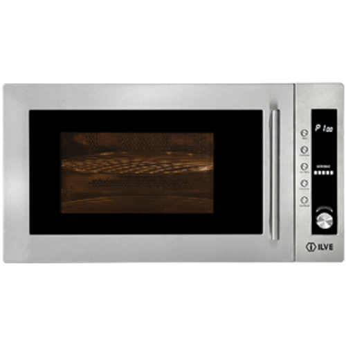 ILVE 31L CONVECTION MICROWAVE WITH 1200W GRILL - 900W - IVFSCM34X