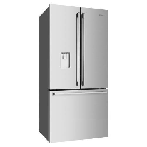 WESTINGHOUSE 524L STAINLESS STEEL FRENCH DOOR FRIDGE - WHE5264SC