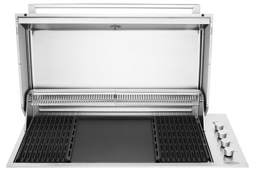 BEEFEATER 6 BURNER STAINLESS STEEL SIGNATURE PROLINE FLAME FAILURE BBQ - BSH158SA