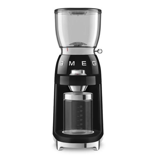 SMEG BLACK RETRO STYLE COFFEE GRINDER - CGF01BLAU