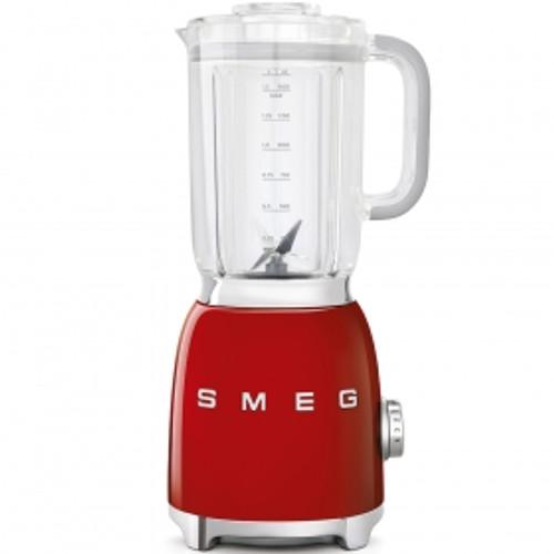 SMEG RED RETRO STYLE BLENDER - BLF01RDAU