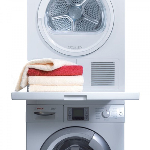 BOSCH STACKING KIT WITH PULLOUT SHELF - WTZ11400
