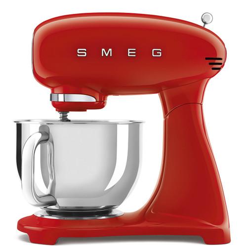 SMEG RED RETRO STYLE STAND MIXER - SMF03RDAU
