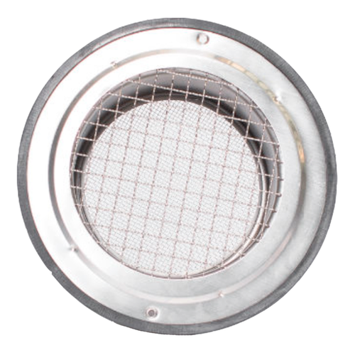 SIRIUS STAINLESS STEEL EAVE VENT WITH INNER MESH - 150mm - SEV-150