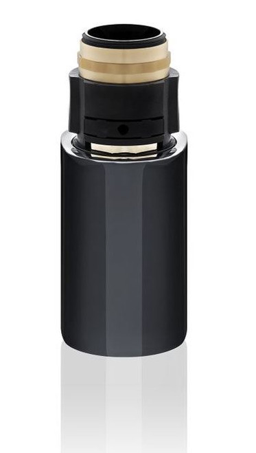 BILLI MATTE BLACK 70mm XI DISPENSER RISER - 992820MB