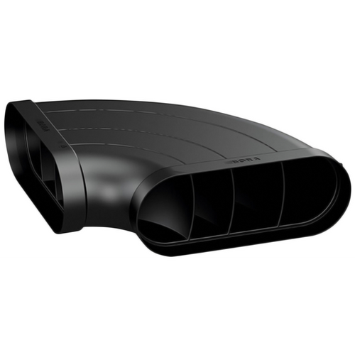 BORA ECOTUBE SHALLOW HORIZONTAL 90° BEND - EFBH90/1 Clearance*