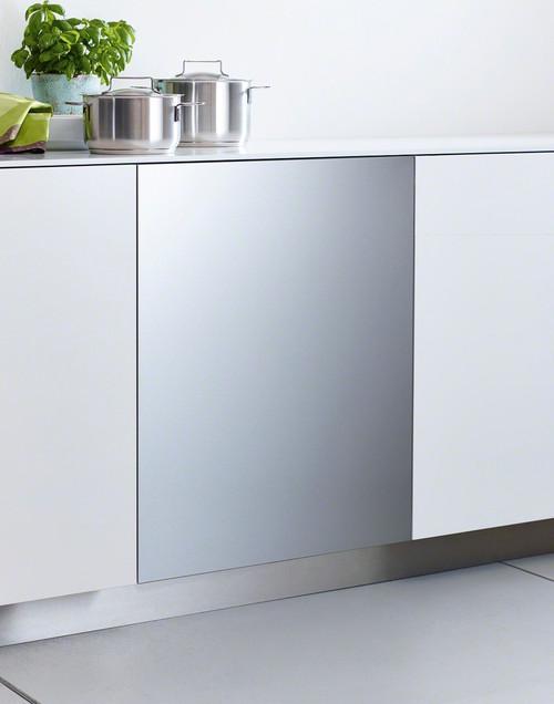 MIELE 60CM CLEANSTEEL DOOR PANEL - GFVi 603/77-1