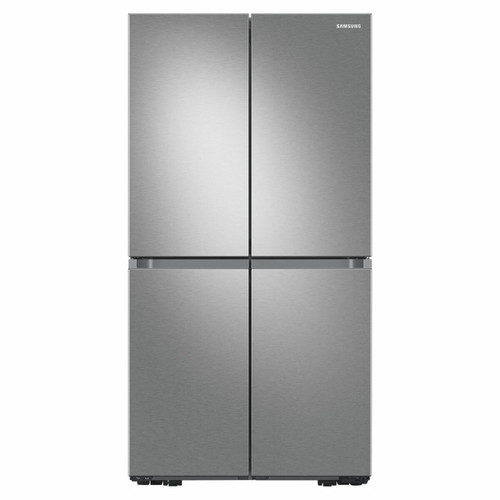 SAMSUNG 649L SILVER FRENCH DOOR FRIDGE WITH MOVEABLE ICEMAKER - SRF7100S
