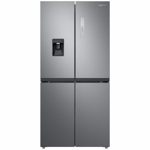 SAMSUNG 488L SILVER FRENCH DOOR FRIDGE WITH BUILT IN WATER DISPENSER - SRF5700SD
