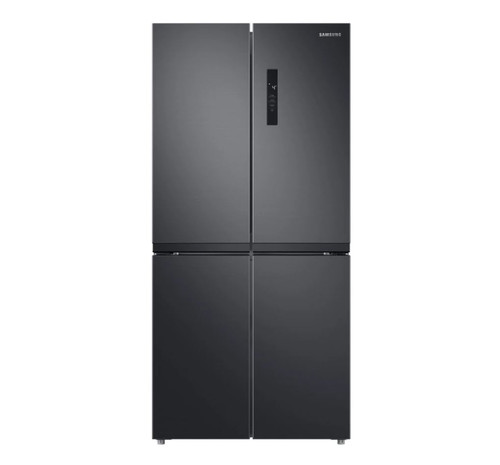 SAMSUNG 488L BLACK FRENCH DOOR FRIDGE WITH MOVEABLE ICEMAKER - SRF5500B