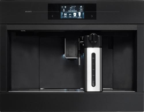 ASKO 60CM ELEMENTS BUILT-IN COFFEE MACHINE - CM8478G