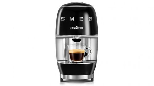 LAVAZZA A MODO MIO SMEG CAPSULE COFFEE MACHINE - BLACK - 18000452