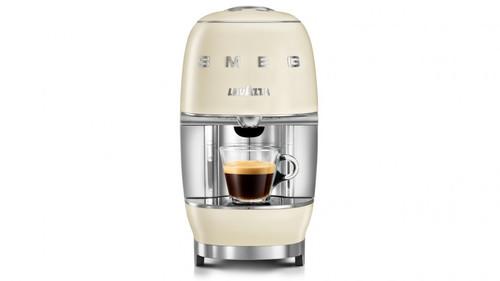 LAVAZZA A MODO MIO SMEG CAPSULE COFFEE MACHINE - CREAM - 18000465