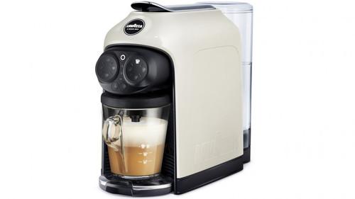 LAVAZZA A MODO MIO DESEA CAPSULE COFFEE MACHINE - WHITE CREAM - 18000291