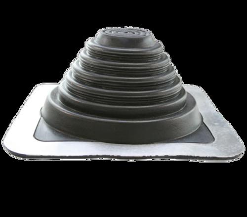 DEKTITE METAL ROOF FLASHING - SUITS 100mm-200mm DUCTING - DFE105B