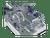 BEKO STAINLESS STEEL FREESTANDING DISHWASHER - BDF1620X