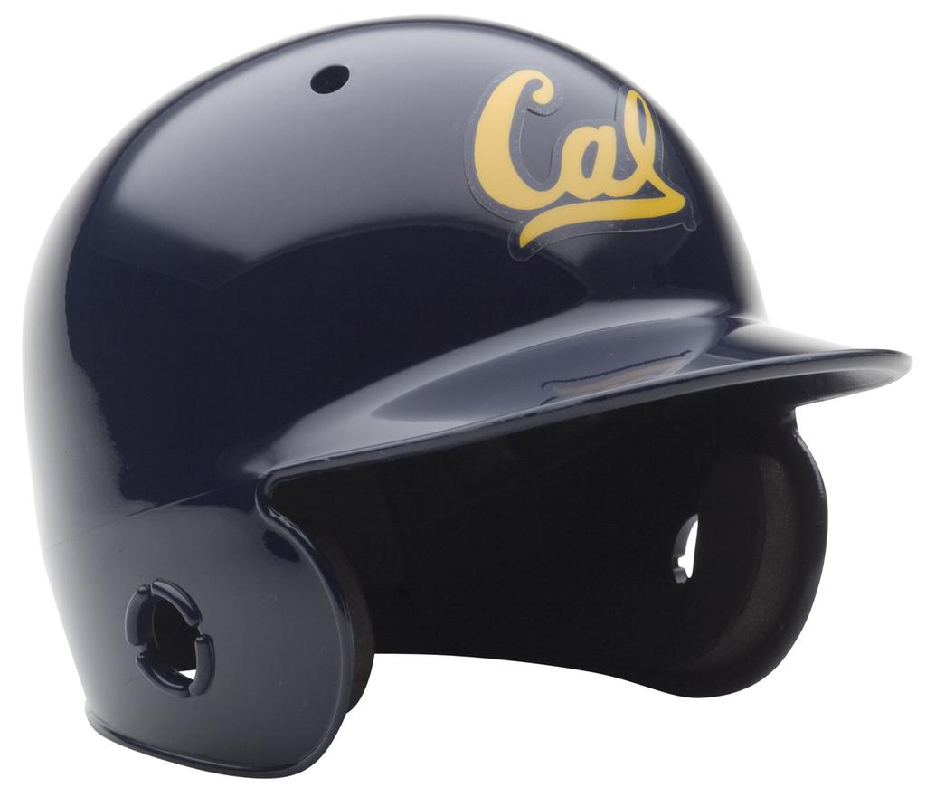 California (CAL) Golden Bears Mini Batters Helmet