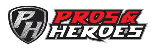 Pros & Heroes