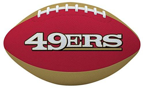 NFL San Francisco 49ers Hail Mary Football