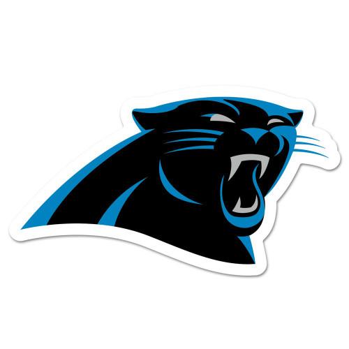 Carolina Panthers NFL Automotive Grille Logo on the GOGO