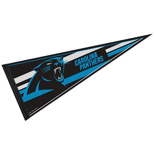 Carolina Panthers NFL Classic Pennant (12in x 30in)