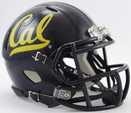 California (CAL) Golden Bears NCAA Mini Speed Football Helmet