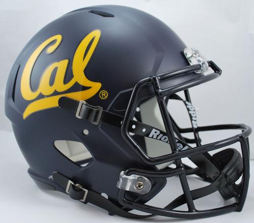 California (CAL) Golden Bears Speed Replica Football Helmet