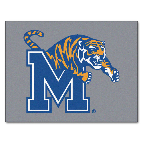 "Memphis Tigers NCAA ""All-Star"" Floor Mat (34""x45"")"