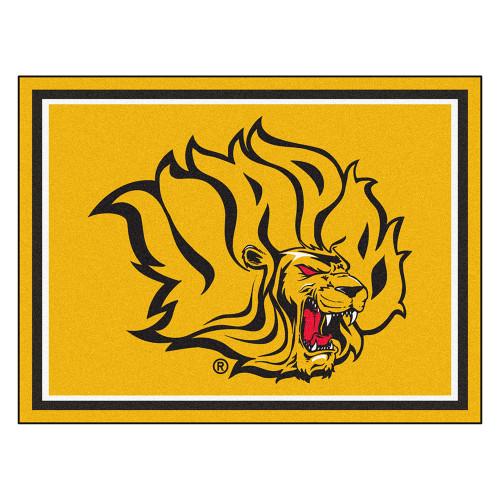 University of Arkansas-Pine Bluff NCAA 8ft x10ft Area Rug