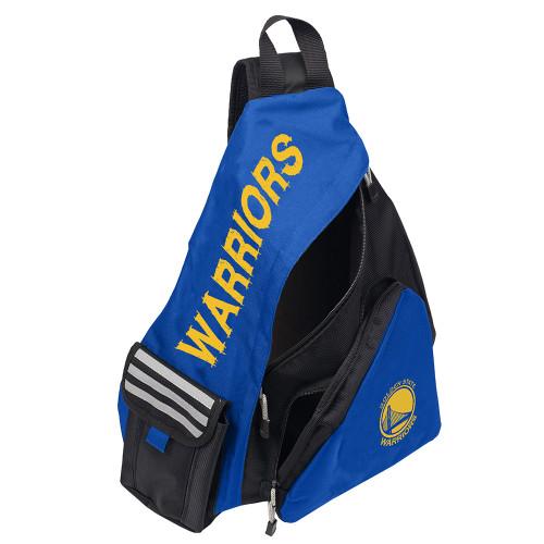 "Golden State Warriors NBA ""Leadoff"" Sling (Royal/Black)"