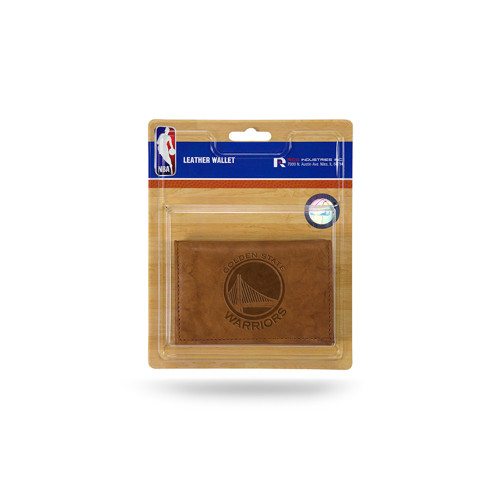 Golden State Warriors NBA Manmade Leather Tri-Fold