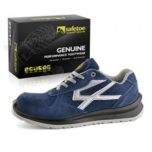 bastante agradable Venta caliente genuino auténtico SAFETOE-SAFETY SHOE BLUE 43-L-7328-43 - ApexTools.com