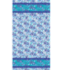 Beach Towel Sea Eyes 1099 Microfibre