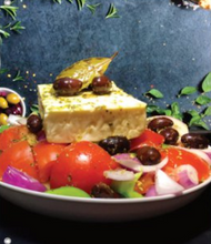 Horiatiki (Greek Salad)