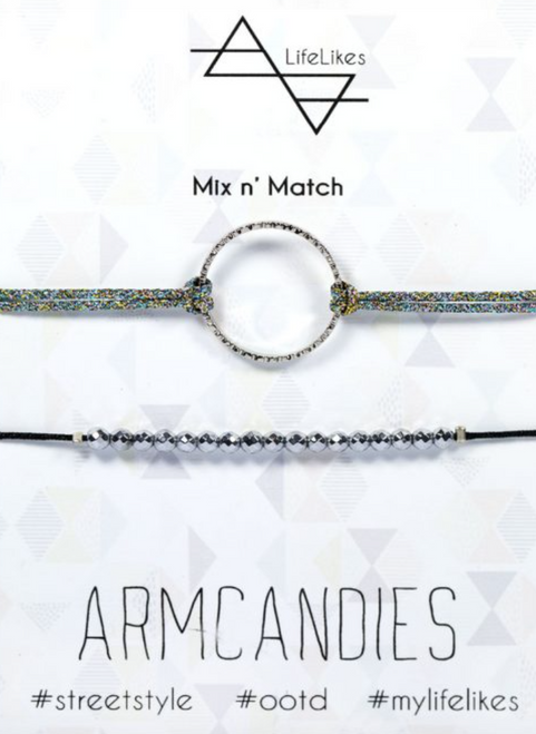 Charm Bracelet - Arm Candies Circle