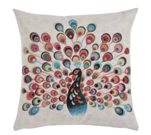 Cushion - Peacock