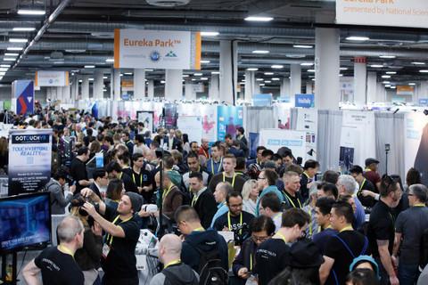 美国消费电子展CES 新创展区EUREKA PARK