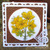 Azaleas digital stamps