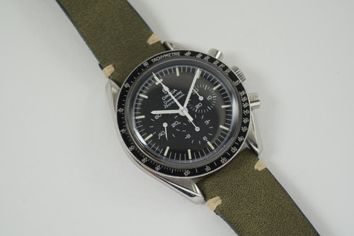 Omega 140.022.76 Speedmaster Professional man on the moon c. 1979 stainless steel vintage pre owned for sale houston fabsuisse