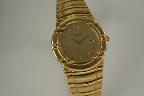 PIAGET 18K TANAGRA REF.17141 M411D ,houston texas vintage watch