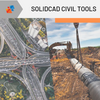 SolidCAD Civil Tools - Annual Subscription - Single-user License