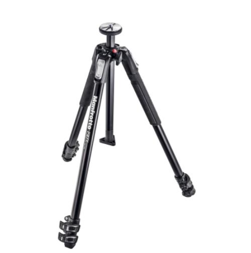 Manfrotto 190X Aluminium 3-section Camera Tripod