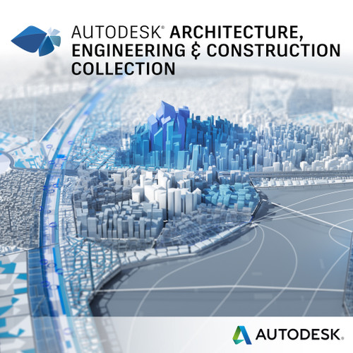 Architecture, Engineering and Construction Collection - Single-user Subscription